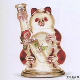 2007年五粮液·精品熊猫酒