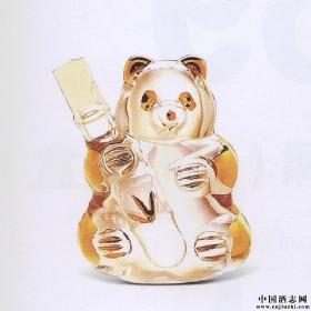 2007年熊猫造型酒(小礼盒)