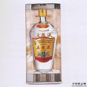 2012年55度萝卜瓶黄标五粮液