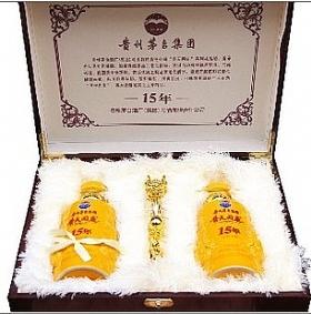习酒15年普天同庆52度500毫升(礼盒珍藏 )