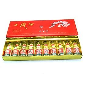 西凤45度45毫升( 标准酒版礼盒)