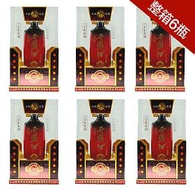 西凤酒30年典藏 55度500毫升(六支装)
