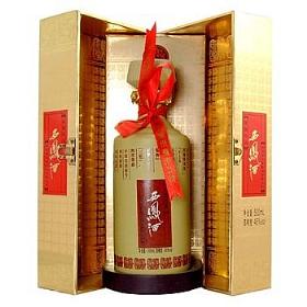 西凤45度500毫升(瓷瓶珍品)