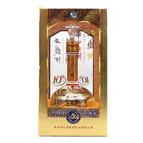 西凤10年华山论剑52度500毫升 (六瓶装)