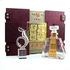 西凤老字号65度500毫升(礼盒)