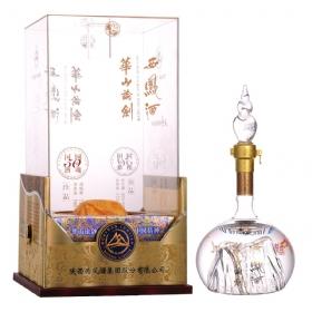 西凤50年华山论剑52度500毫升(圣剑)