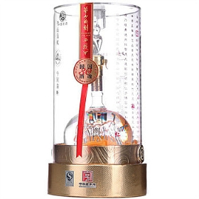 西凤华山论剑45度500毫升(30年陈酿)