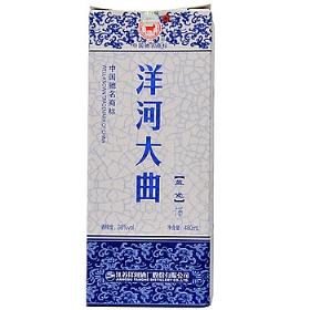 洋河 洋河大曲38度500毫升(蓝瓷酒)