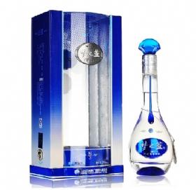 洋河蓝色经典52度500毫升(梦之蓝M3)