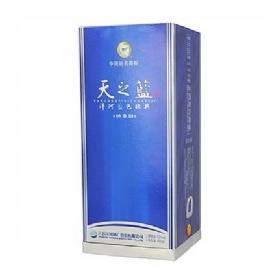 洋河蓝色经典52度480毫升( 天之蓝)
