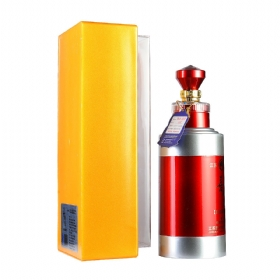 洋河 喜相融自由调度酒(38度-52度)480毫升(红钻)