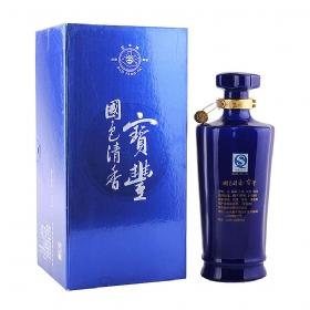 宝丰国色清香52度500毫升(尊品)