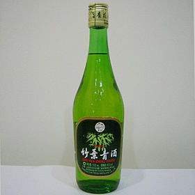 汾酒竹叶青酒45度500毫升(出口)