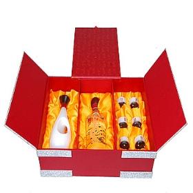董酒国密46度500毫升(宫门礼盒)