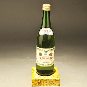 汾酒竹叶青酒50度500毫升(1987年)