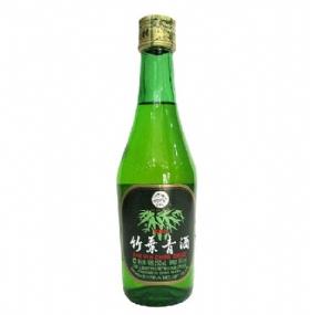 汾酒竹叶青酒45度250毫升(出口玻璃瓶)