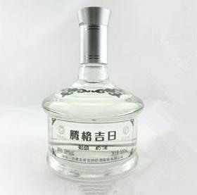 百吉纳腾格吉日38度500毫升(如意奶酒礼盒)