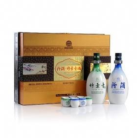 汾酒竹叶青53度500毫升(礼盒)