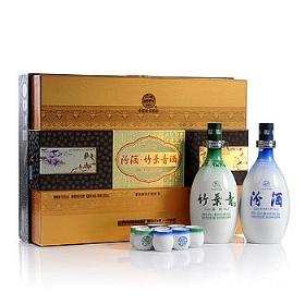 汾酒竹叶青酒38度500毫升(礼盒)