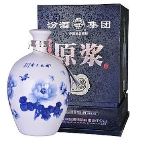 汾酒原浆60度2500毫升(青花瓷)
