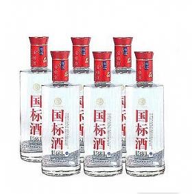宝丰国标酒46度500毫升(6瓶套装)