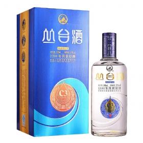 丛台酒39度500毫升(C3)