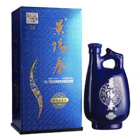 景芝景阳春38度500毫升(蓝瓷新品)
