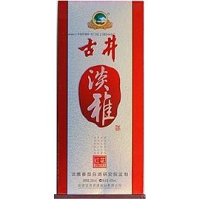 古井花系淡雅38度450毫升(红花)
