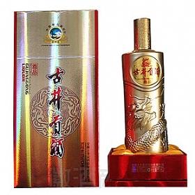 古井贡酒45度500毫升(尊品)