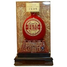 古贝春百年老窖42度500毫升(联合国千年金奖)