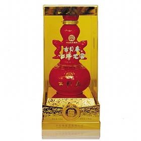 古贝春百年老窖52度450毫升(金牌)