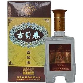 古贝春42度500毫升(百顺酒)