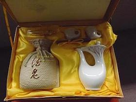 酒鬼酒54度500毫升(2005年礼盒)