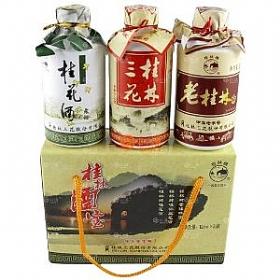 桂林三花礼盒装