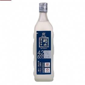 衡水老白干42度600毫升(蓝磨砂)