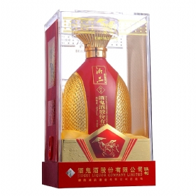 酒鬼酒湘品52度500毫升(金钻)