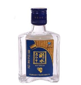 衡水老白干5年52度125毫升 (收藏小酒版)