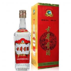 古井贡酒55度500毫升(老玻贡).