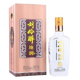 刘伶醉润酒52度500毫升(地润)