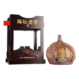 泸州老窖陈坛老窖60度2500毫升(尚坛)