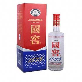 泸州老窖国窖1573酒43度500毫升