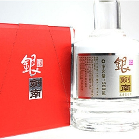 剑南春银剑南52度500毫升(2002)