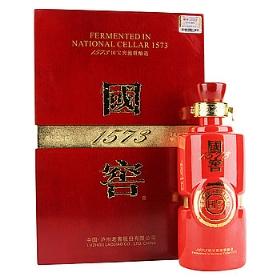 泸州老窖国窖1573酒52度750毫升(礼盒)
