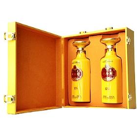 刘伶醉千年古酒52度500毫升(礼盒)