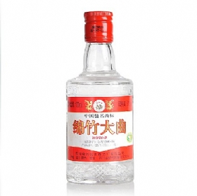 剑南春绵竹大曲52度100毫升(小酒版)