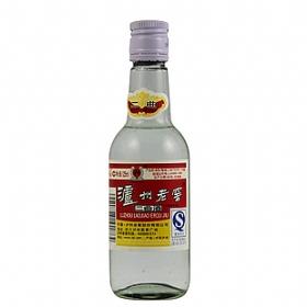 泸州老窖光瓶二曲45度125毫升