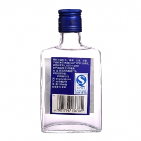 泸州老白干酒52度125毫升(精品)