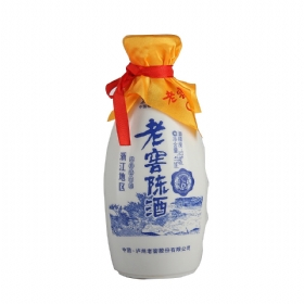 泸州老窖老窖陈酒52度500毫升(青花瓷)