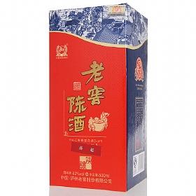 泸州老窖老窖陈酒52度500毫升(陈酿)