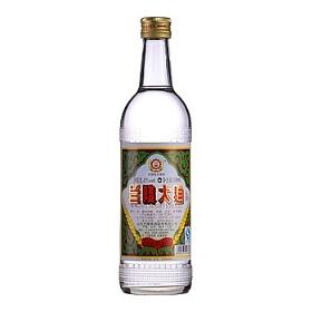 兰陵8号大曲42度500毫升(光瓶)